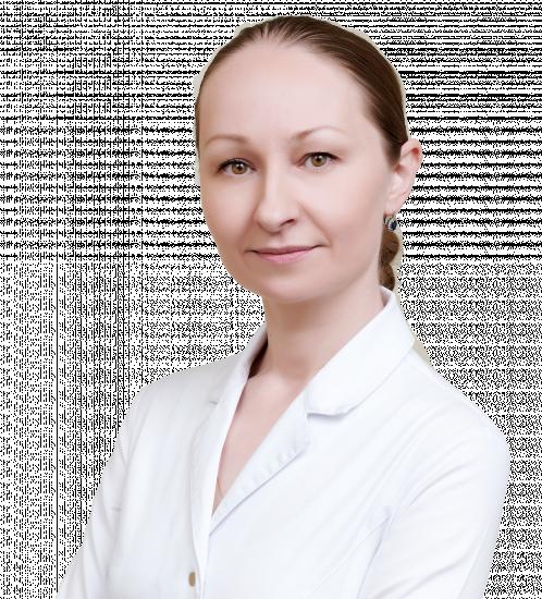 Светлана Равуфовна Якупова