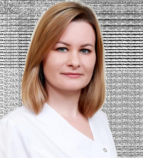 Наталия Сергеевна Гелажец
